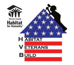 Habitat Veterans Build logo