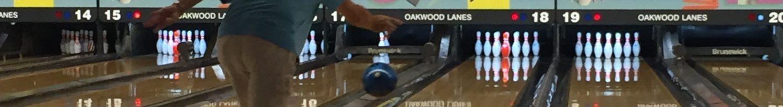 Bowling at Oakwood Lanes