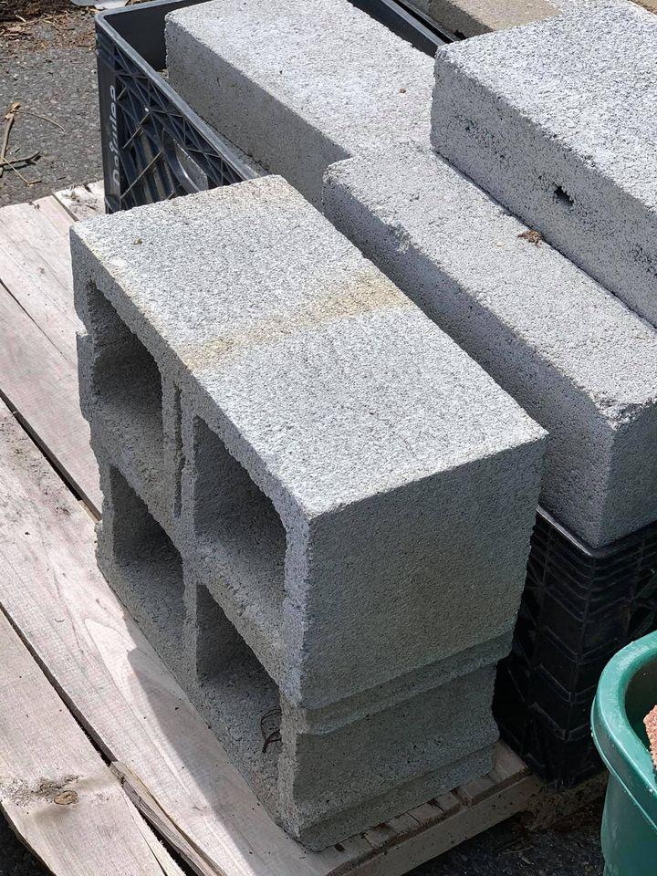 Cinder Blocks - ReStore Price $1 per block