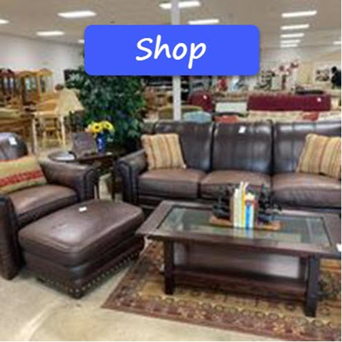 View the variety of new and lightly used items at the ReStore for unbelievably low prices