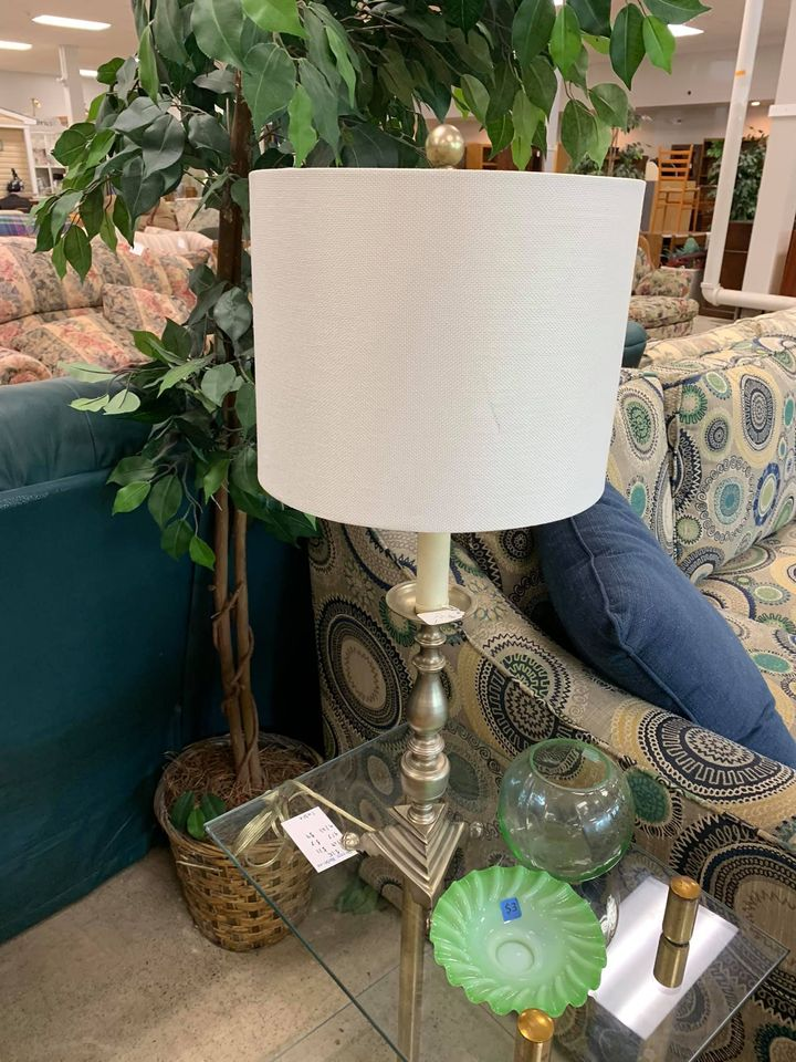 Table Lamp - ReStore $20