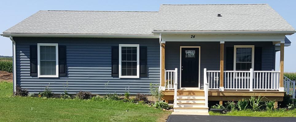 18th Home Dedicated